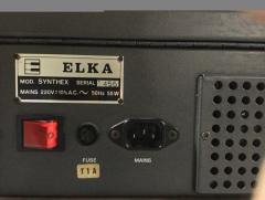 ELKA SYNTHEX REV.3 MIDI